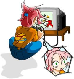 kawaiisou, faye-chan.  stop playing the game like a zombie!